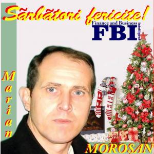 Nici măcar FBI-ul nu a scăpat de impostorul Marian Moroșan din Botoșani.