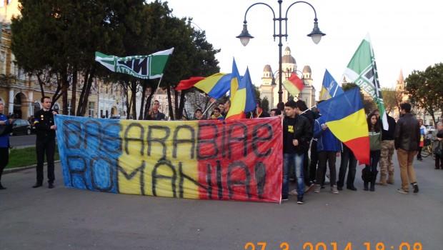 """Motto: """"A rosti numele BASARABIA e una cu a protesta contra dominaţiei ruseşti. Basarabia întreagă ni se cuvine căci e […]"""
