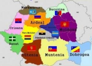 Aşa arată regionalizarea lui Dăian.