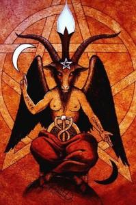Simbolistică masonică. Lui  Herr (Frau) Cârnat doar coarnele i-au lipsit!