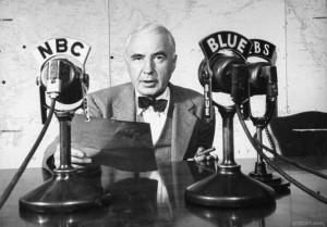 Elmer Davis [ 1890-1958] , Director, Office of War Information, World War II