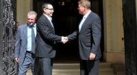 Klaus Iohannis şi Victor Ponta resping ideea reunirii celor doua state româneşti şi vor apropiere de Rusia Jocurile din spatele […]