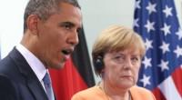 În patul conjugal al relaţiei transatlantice germano-americane s-au strecurat ani de-a rîndul neîncrederi şi infidelităţi. Ucenicii lui Sam au făcut-o...