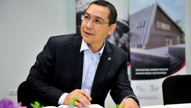 """Domnule Victor Ponta, vorbiți constant despre o """"Mare Unire a românilor"""". Ce înseamnăaceasta mai exact? Marea..."""