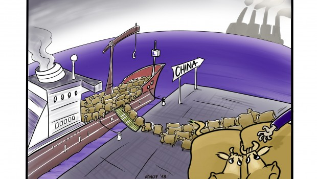 """Clasarea dosarului """"Flota"""", în care era inculpat fostul Preşedinte Traian Băsescu, îmi aminteşte de un banc din perioada […]"""