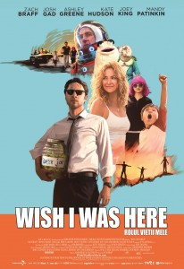 Wish I Was Here_afis rsz