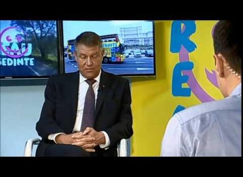 Iohannis se simte bine la Cotroceni de 100 de zile. România se simte din ce în ce mai rău […]