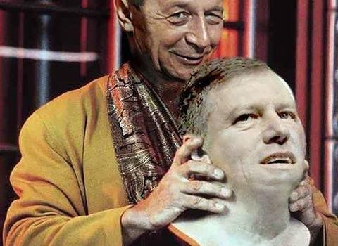 """Un vechi proverb românesc spune că """"Cine se aseamănă se adună"""". Analizând activitatea lui Băsescu și Iohannis din ultimii ani, […]"""