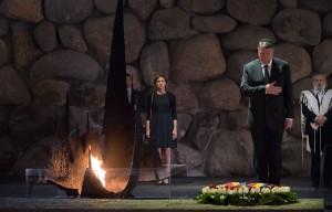 """Iohannis """"Yad-Vashem"""""""