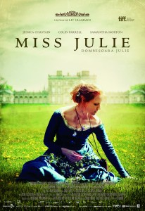 Miss Julie_afis