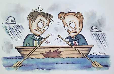 UE a aruncat România şi Bulgaria într-o aceeaşi barcă. Nu se ştie dacă este o barcă a salvării sau, […]