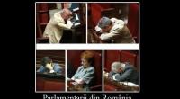 Parlamentarii văzând că, în ce priveşte corupţia, trebuie să o lase mai uşor, s-au gândit că ar putea stoarce mai...