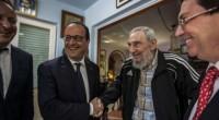 Vizita Președintelui Franței, Francois Hollande, în Cuba Raul l-a însoțit la plecarea de pe aeroportul Jose Marti, apoi a oferit […]