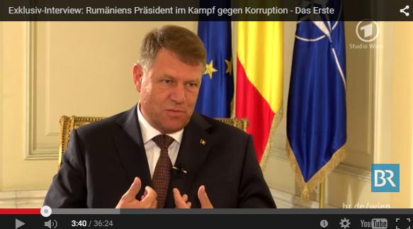 Așa zisul interviu acordat ARD de Klaus Iohannis – o escrocherie nerușinată! După apariția pecristoiublog.roa textului meu despre interviul sau, […]