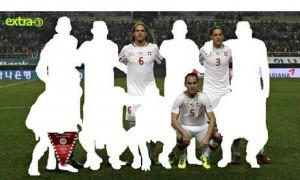 Echipa națională de fotbal a Austriei, fără emigranți.