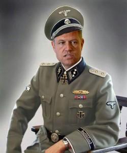 - Ca să nu mai zică lumea că sunt nazist, m-am hotărât să aduc în România cât mai mulți emigranți!