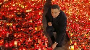 Presedintele Poloniei, Andrzej Duda, compasiune pentru tragedia românească de  la Clubul Colectiv.
