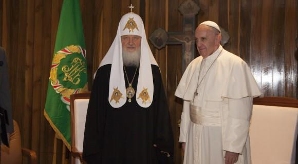 Papa Francisc și Patriarhul Kiril la Terminal 1 al Aeroportului Jose Marti. Foto: Ismael Francisco/ Cubadebate  Este trist că […]