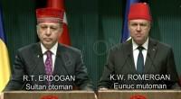 Cum s-a gudurat Klaus Iohannis pe lîngă Sultanul Erdogan de dragul unei excursii la Constantinopol (evident, cu soția!) Un […]