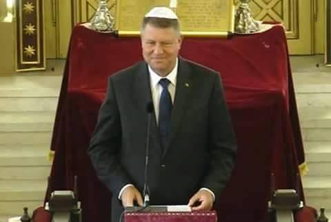 Klaus Werner Iohannis, cel primit săptămâna trecută cu onoruri în Israel, a reactivat la Sibiu o organizație hitleristă […]
