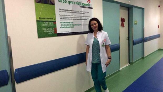 Daniela Ciureaeste asistentă în Timișoara, la Clinica de Chirurgie Vasculară a Spitalului Județean. Lucrează cu drag aici, dar a […]