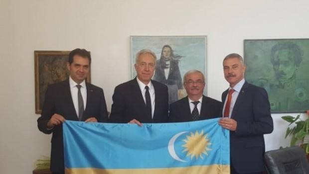Către Ambasada Statelor Unite ale Americii la București În atenția Excelenței Sale, domnului Hans G. Klemm – ambasador  […]