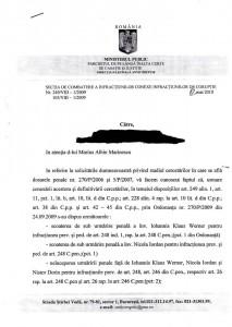 Atitudini Klaus Iohannis minte cu nerușinare, avem dovada că a fost urmărit penal! DNA-213x300