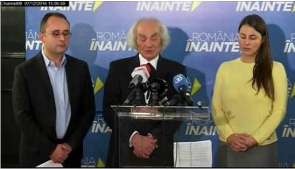 La alegerile din 11 decembrie 2016 români s-au pronunțat prin vot pentru suspendarea lui Klaus Iohannis. Klaus Iohannis pare […]
