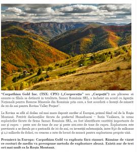 http://ziarulunirea.ro/valoarea-la-bursa-a-carpathian-gold-s-a-dublat-dupa-ce-a-primit-licenta-de-exploatare-a-aurului-in-muntii-apuseni-327378/