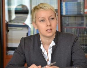 Dana Gîrbovan, judecătoare Curtea de Apel Cluj, preşedinta Uniunii Naţionale a Judecătorilor din România.
