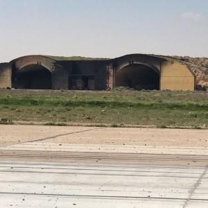 Mai multe avioane siriene și hangare au rămas intacte în urma atacului cu rachete americane.