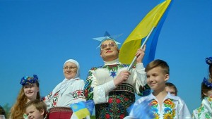 Verka Serduchka costum national