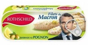 marinada macron