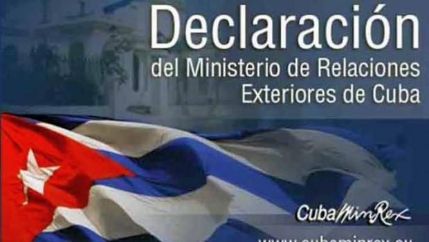 HAVANA, 28 iun. (ACN). – Cuba a condamnat atacurile teroriste comise la Caracas, miercuri, într-o DECLARAȚIE A MINISTERULUI RELAȚIILOR […]