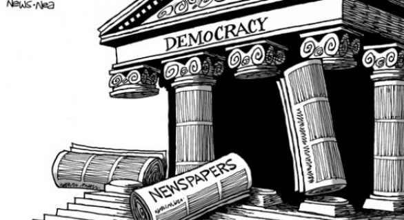 Dacă demnitarii noştrii ar acorda mai multă atenţie asupra rapoartelor oficiale referitoare la monitorizarea mass-media autohtonă, considerată a patra […]