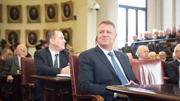 Klaus Werner Iohannis nu a participat în 14 ani, cât a fost primar al Sibiului, decât o singură dată […]