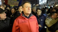 """Ieri, 22.11.2017, la Ploiești, președintele Klaus Werner Iohannis îndemna populația să ia cu asalt Parlamentul : """"Cred că […]"""