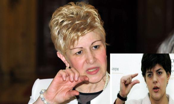 Livia Stanciu o dă în gît pe amica sa, Codruța Kovesi, dezvăluind în chip oficial că aceasta a fost […]