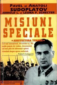 Pavel Sudoplatov - Misiuni speciale