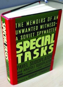 Pavel Sudoplatov - SPECIAL TASKS