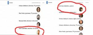 Ambasadorii toleranței din Ucraina, la fel cu ONG-iștii din România.