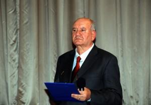 Benone Neagoe secretar general a Uniunii Ziariștilor Profesionisti România.