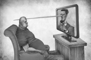 minciuna tv