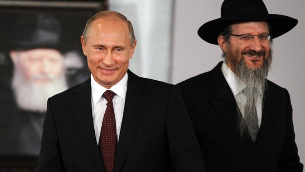 După 1990, populația evreiască din Rusia s-a subțiat masiv. Evreii ruși simpli au emigrat în Israel (din cîte am […]