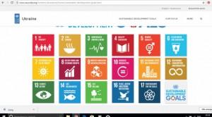 Lista de priorități a UNDP Ucraina.