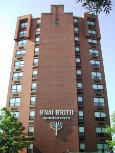 B'nai B'rith clădire