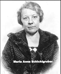 Maria Anna Schicklgruber