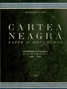 cartea neagra carp