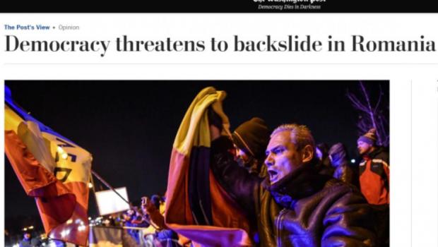 Paienjenișul oculților sau cum jignește Washington Post milioane de români cinstiți Într-un articol din 29 decembrie 2017 publicat înWashington […]