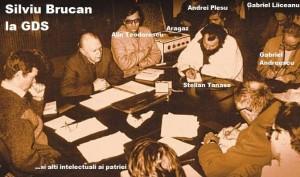 """Liiceanu și Pleșu, ca doi """"școleri"""" din fundul clasei, noteză de zor indicațiile tovarășului Silviu Brucan (născut Saul Bruckner), evreul care a nenorocit România de două ori, înainte și după evenimentele din decembrie 1989."""